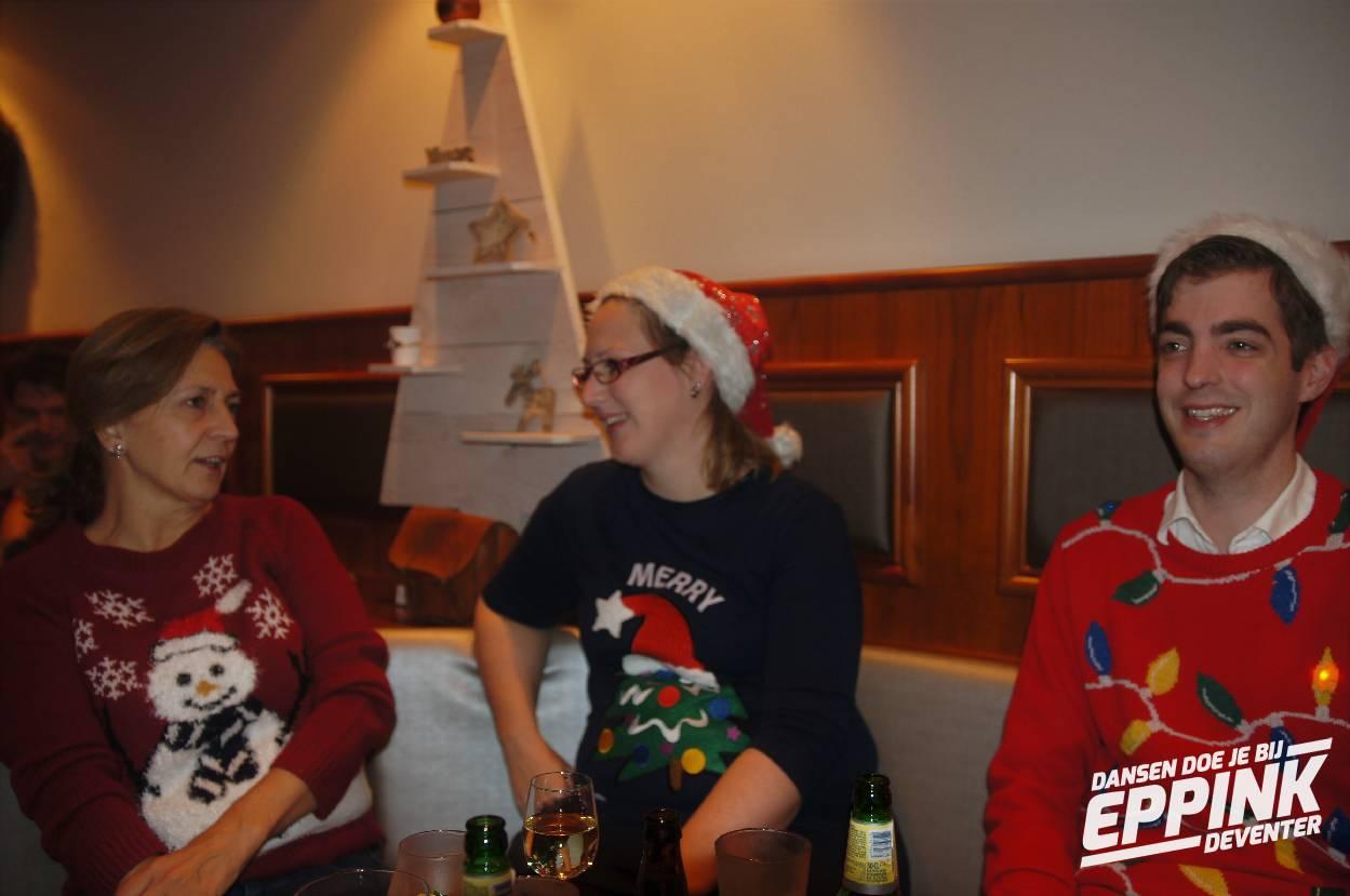 Foute Kersttrui Dag.Foute Kersttruien Feest 18 Dansschool Eppink